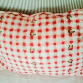Small Bed Cushion
